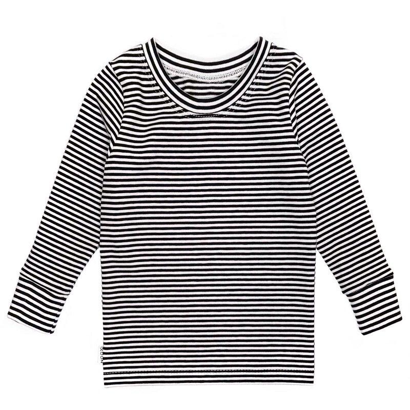 Slimfit Shirt LS/SS Small Stripes