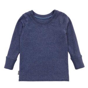 Slimfit Shirt LS/SS Denim