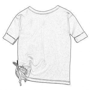 Oversized Longshirt