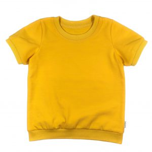 Shirt LS/SS Yellow