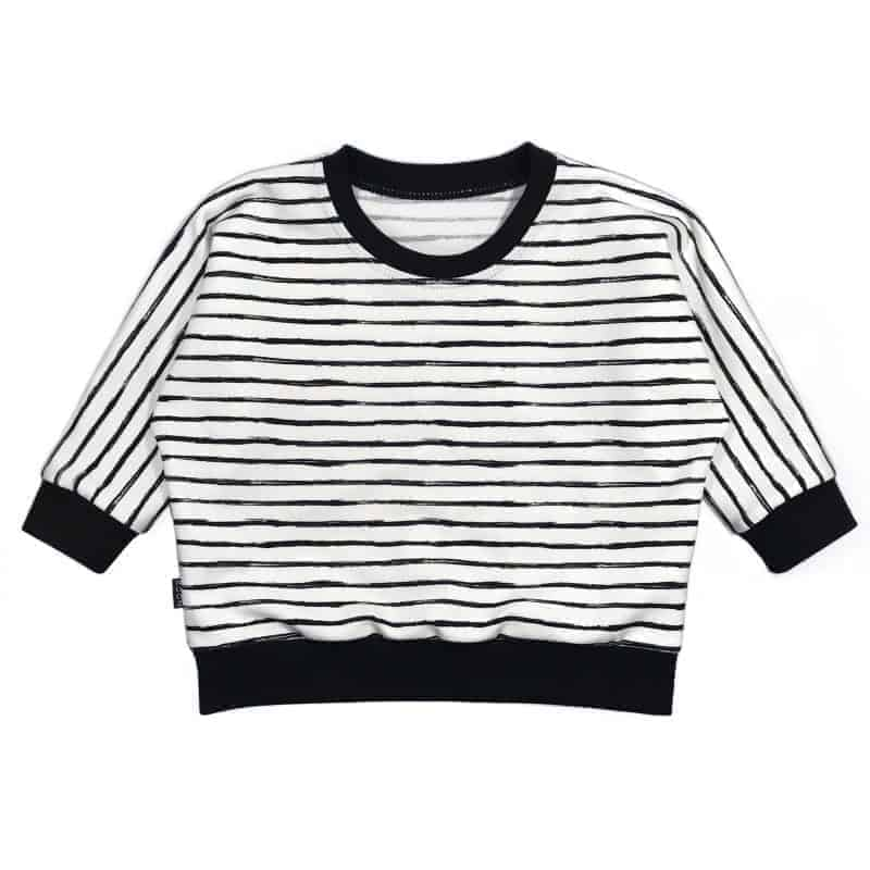 Oversized Sweater Draw the Lines