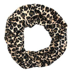 Colsjaal Leopard Beige