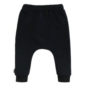 Dropcrotch Joggers Black
