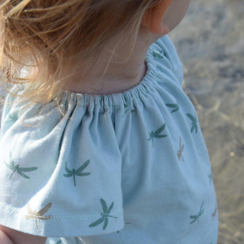 Ivy Dress Dragonflies