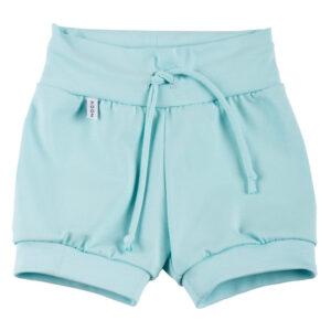 Drawstring Shorts Aqua