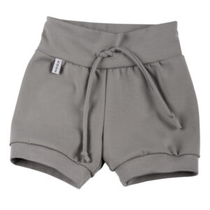 Drawstring Shorts Grey