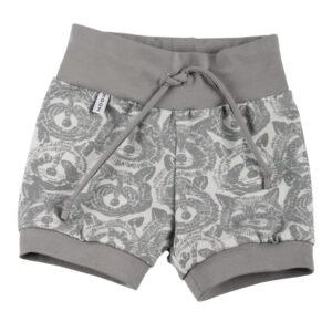 Drawstring Shorts Racoons