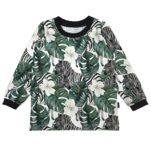 Shirt Jungle Zebra