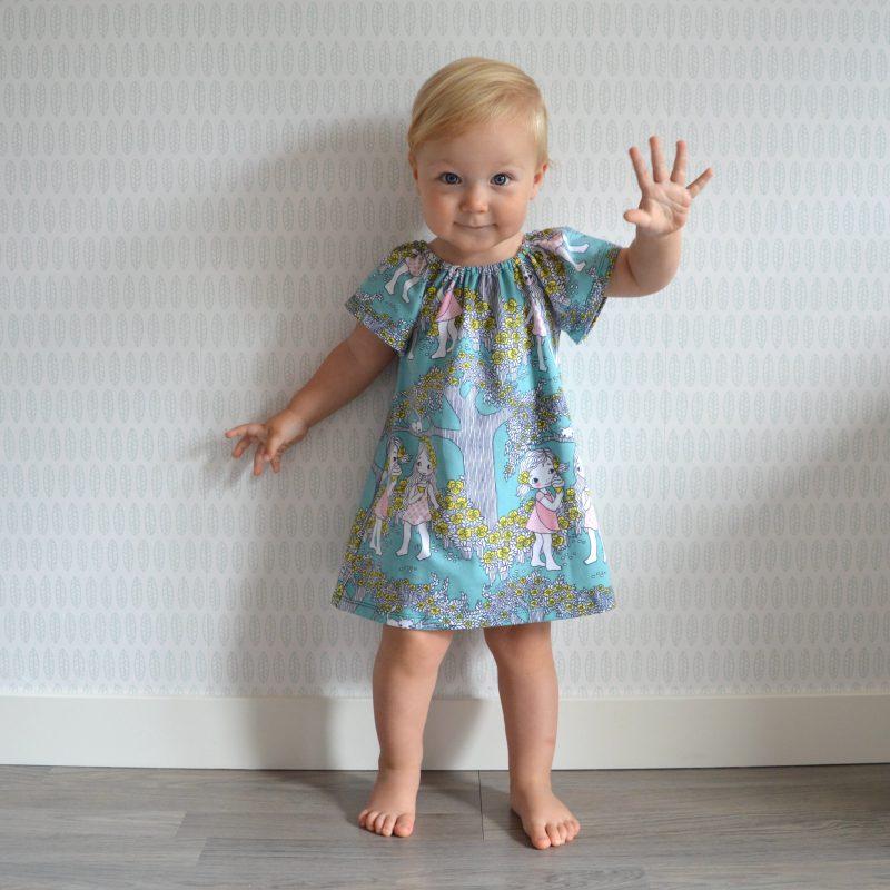 Ivy Dress Sweet Summer