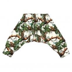 Baggy spreidbroek Jungle Panter
