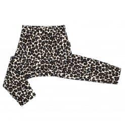 Legging Slimfit spreidbroekkleding Panterprint