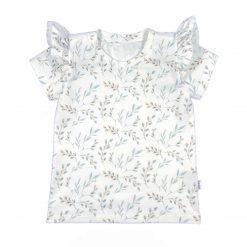 Shirtje roezels wilgentak meisjesshirt