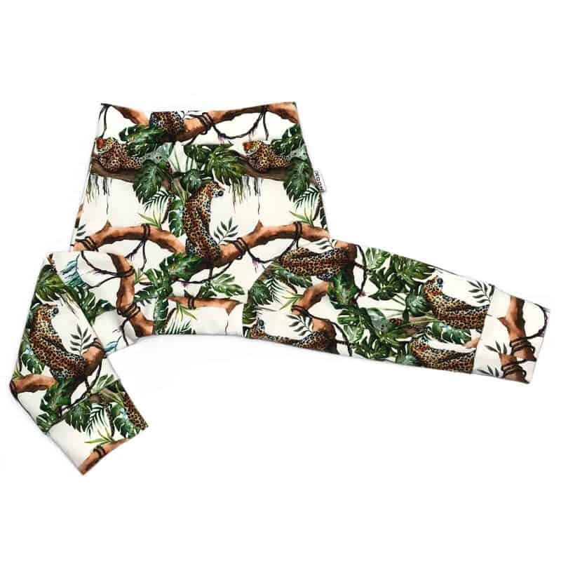 Spreidstand legging Campspreider spreidbroek Jungle