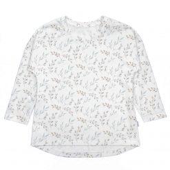 Longsleeve Wilgentak meisje Handmade Kindershirt