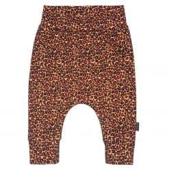 Babybroekje Panter Leopard Steenrood