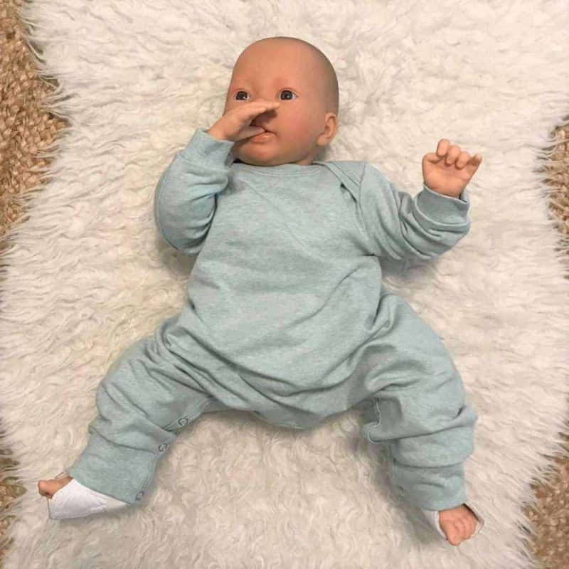 Babypakje Pavlik Bandage Spreidbroek Jumpsuit