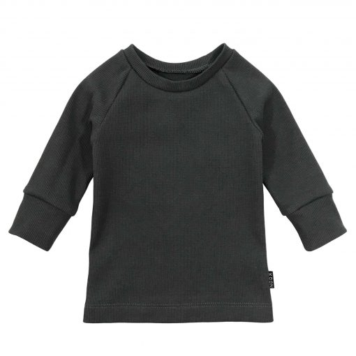 Shirtje Ribshirt Babykleding Ribkatoen