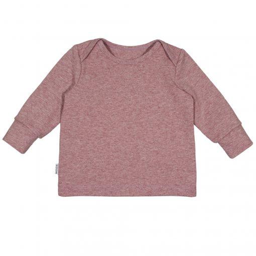 Schattige Babykleertjes Roze Shirtje Babykleding